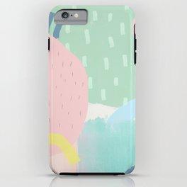 100 Spring iPhone Case