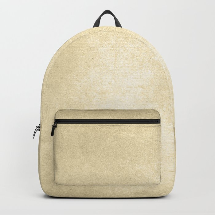 Simply Antique Linen Paper Backpack