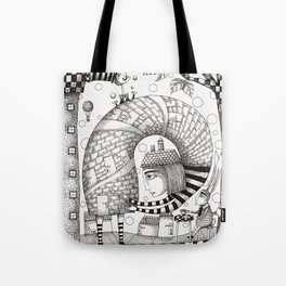 There will be Nonsense in it Tote Bag
