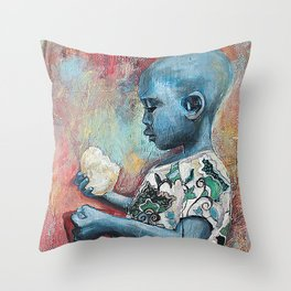 Communion Throw Pillow