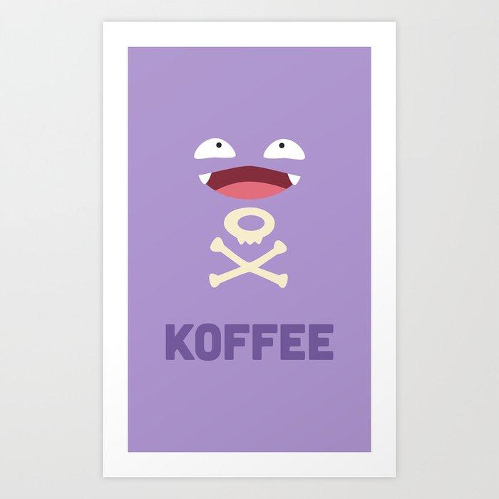 Koffee Kunstdrucke
