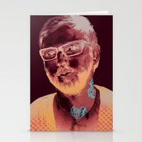 dallas Stationery Cards featuring Dallas Green by Copper Crown Art