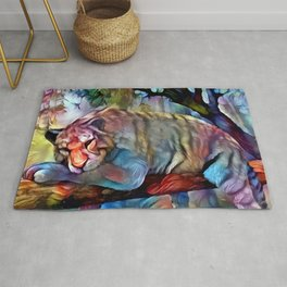 Jungle Tiger Rug