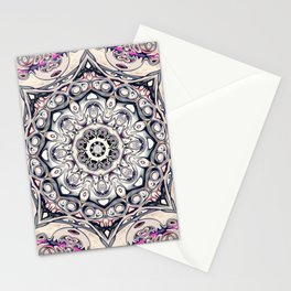 Abstract Octagonal Mandala Stationery Cards