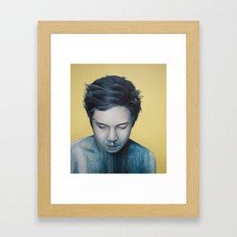 Fatigue Framed Art Print