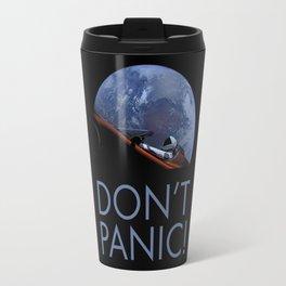 Starman Don't Panic Travel Mug