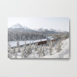 Morants Curve Metal Print