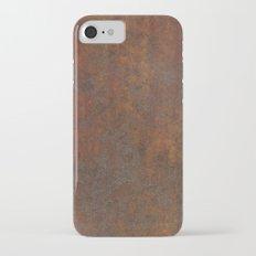 Rust iPhone 7 Slim Case
