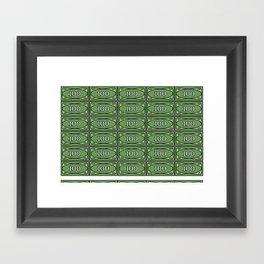 Printing LEGO® Money I Framed Art Print