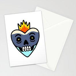 Amor del pasado Stationery Cards