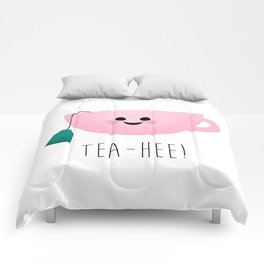 Tea-Hee Comforters