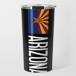 Arizona: Arizonan Flag & Arizona Travel Mug