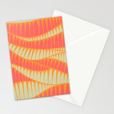 Sahara Desert in pastel colours 8 Stationery Cards