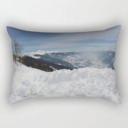 Wunderfull Snow Mountain(s) 6 Rectangular Pillow