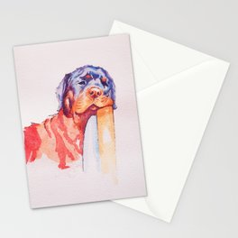 said wait Stationery Cards
