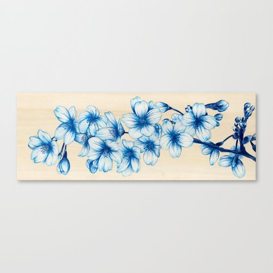 For Yuko Canvas Print