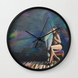 LE MAIUSCOLE Wall Clock