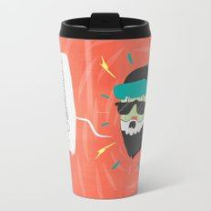Place Holder Metal Travel Mug