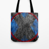 beast Tote Bags featuring Beast by Some_Designs