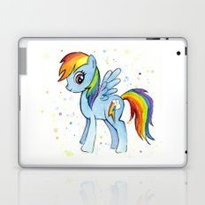 Rainbow Dash MLP Pony Laptop & iPad Skin