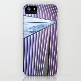 Glass structure iPhone Case