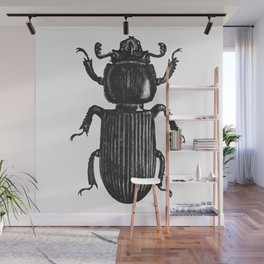 Bug Wall Mural