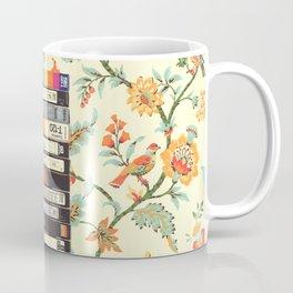 VHS & Entry Hall Wallpaper Coffee Mug