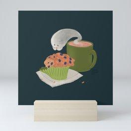 Ghost Cafe Mini Art Print