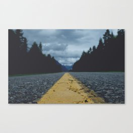 To Nowhere Canvas Print