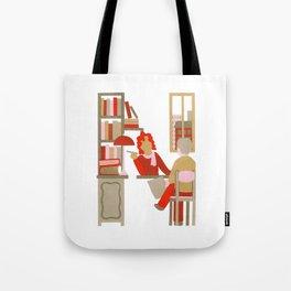 N as Notary Tote Bag