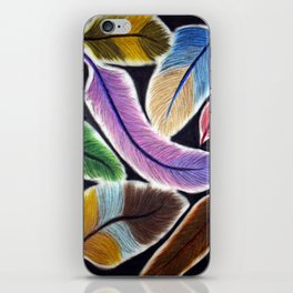Featherz iPhone Skin