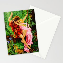 First love Stationery Cards