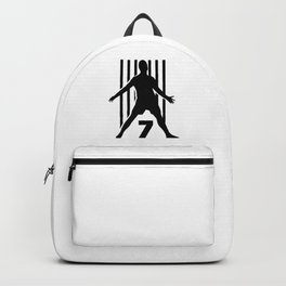 Cristiano Ronaldo Cr7 Juventus Backpack
