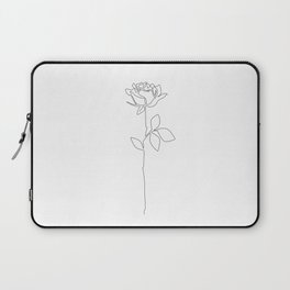 Fragile Rose Laptop Sleeve