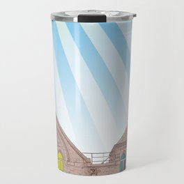 Cooke's Building Summer Travel Mug