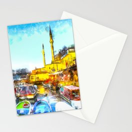 Istanbul Art Stationery Cards