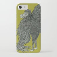 camel iPhone & iPod Cases featuring Camel by Amanda James