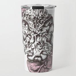 Flowers of Death Travel Mug