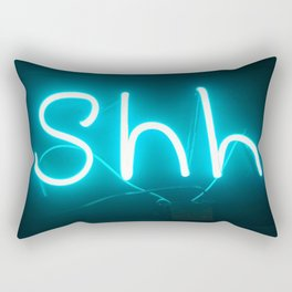 Shh Rectangular Pillow
