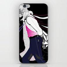 The Fight iPhone & iPod Skin