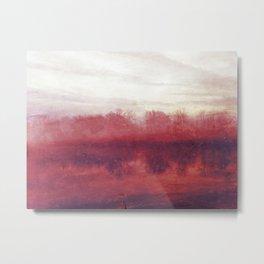 Lake #1 Metal Print