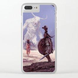 Ariadne - true story Clear iPhone Case