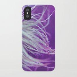 violett iPhone Case