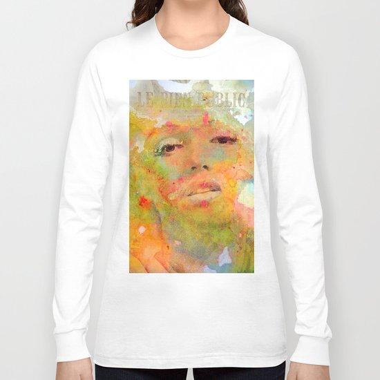 Norma Jeane Long Sleeve T-shirt