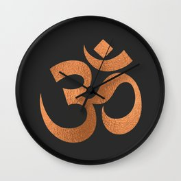 OM- A Home Within Wall Clock