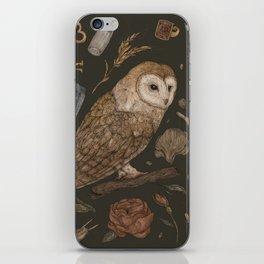 Harvest Owl iPhone Skin