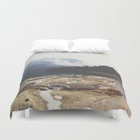 italy Duvet Covers featuring Italy by Laure.B