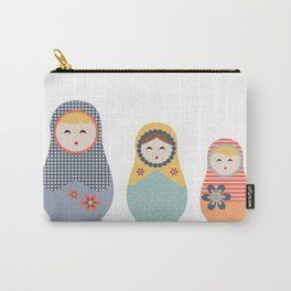 dolls Carry-All Pouch