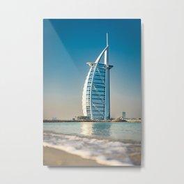 Dubai 06 Metal Print