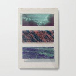 ELEMENTARY / 2 Metal Print